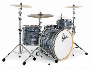 Gretsch Renown Maple 2013, RN1-E823-SOP (Silver Oyster Pearl)