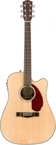 Fender CD-140SCE NAT WC