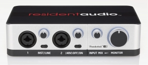RESIDENT AUDIO Thundrbolt T-2