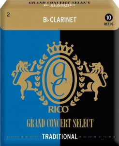 "Rico stroik do klarnetu B ""Grand Concert Select TRADITIONAL"""