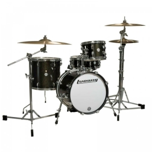 Ludwig Breakbeats, LC179X016 (Black Gold Sparkle)