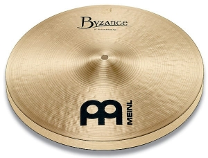 "MEINL 14"" Byzance Traditional Medium Hihat"