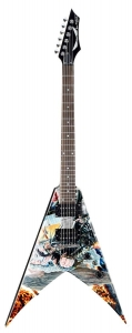 Dean Dave Mustaine VMNTX United Abomination